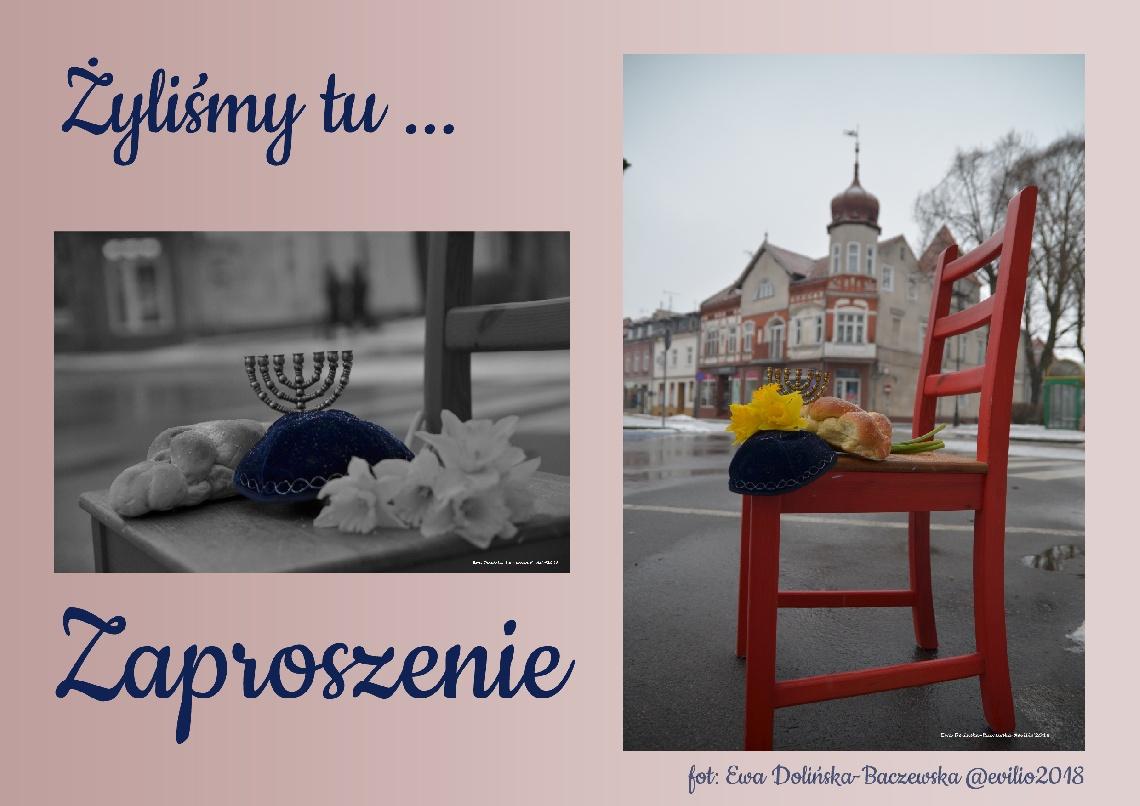 Odsłonięcie tablicy upamiętniającej cmentarz Żydowski