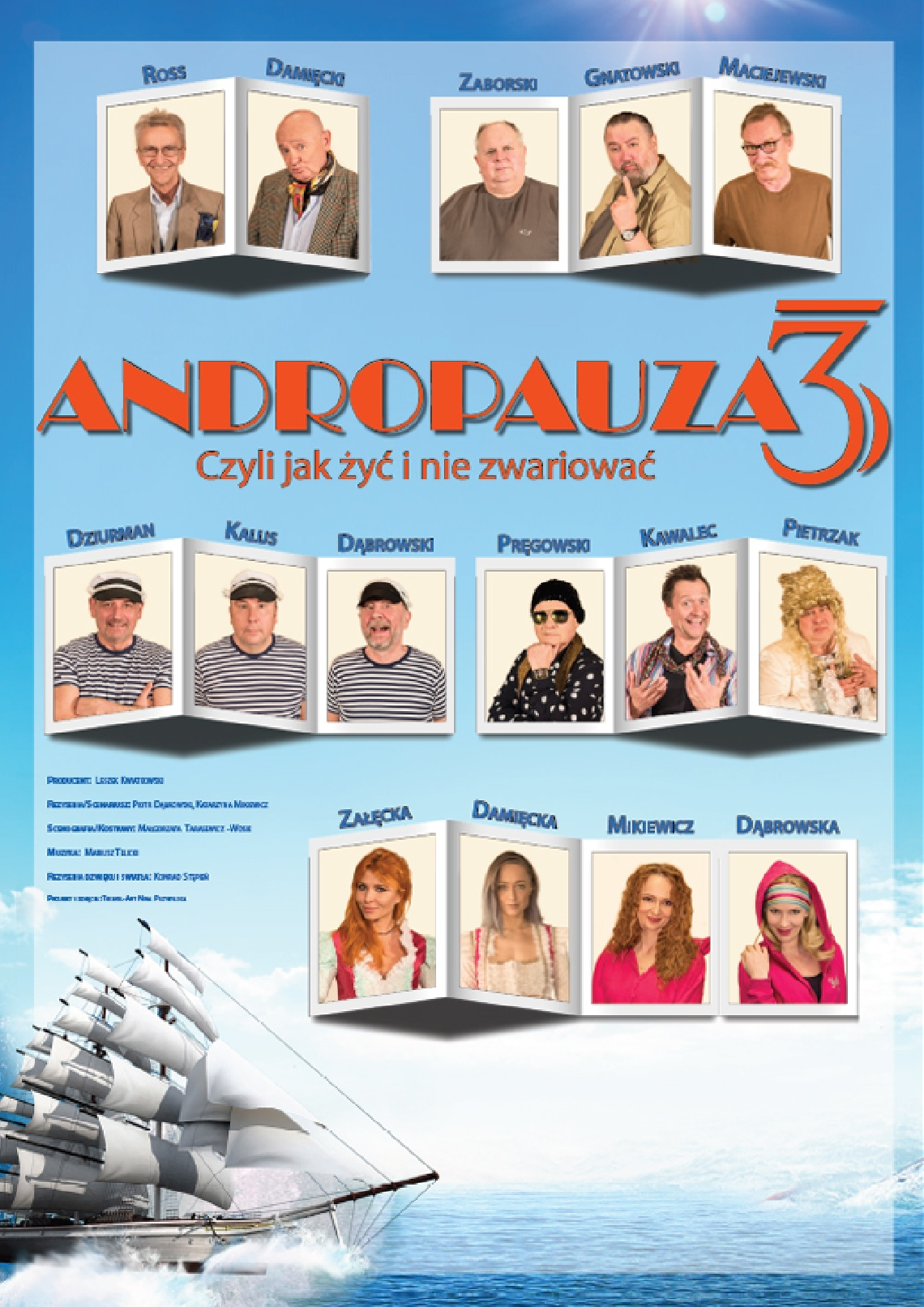 Andropauza 3, czyli jak żyć i nie zwariować