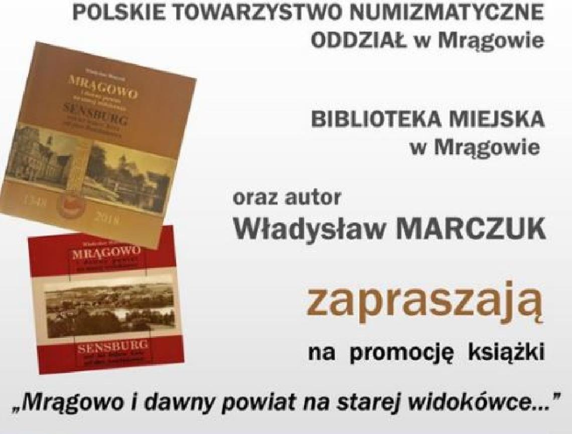 Promocja książki:
