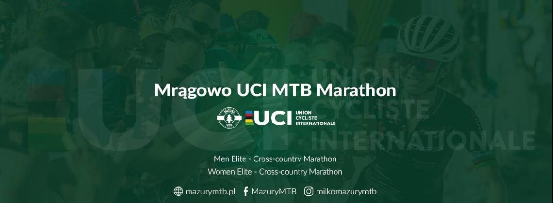 Mrągowo UCI MTB Marathon