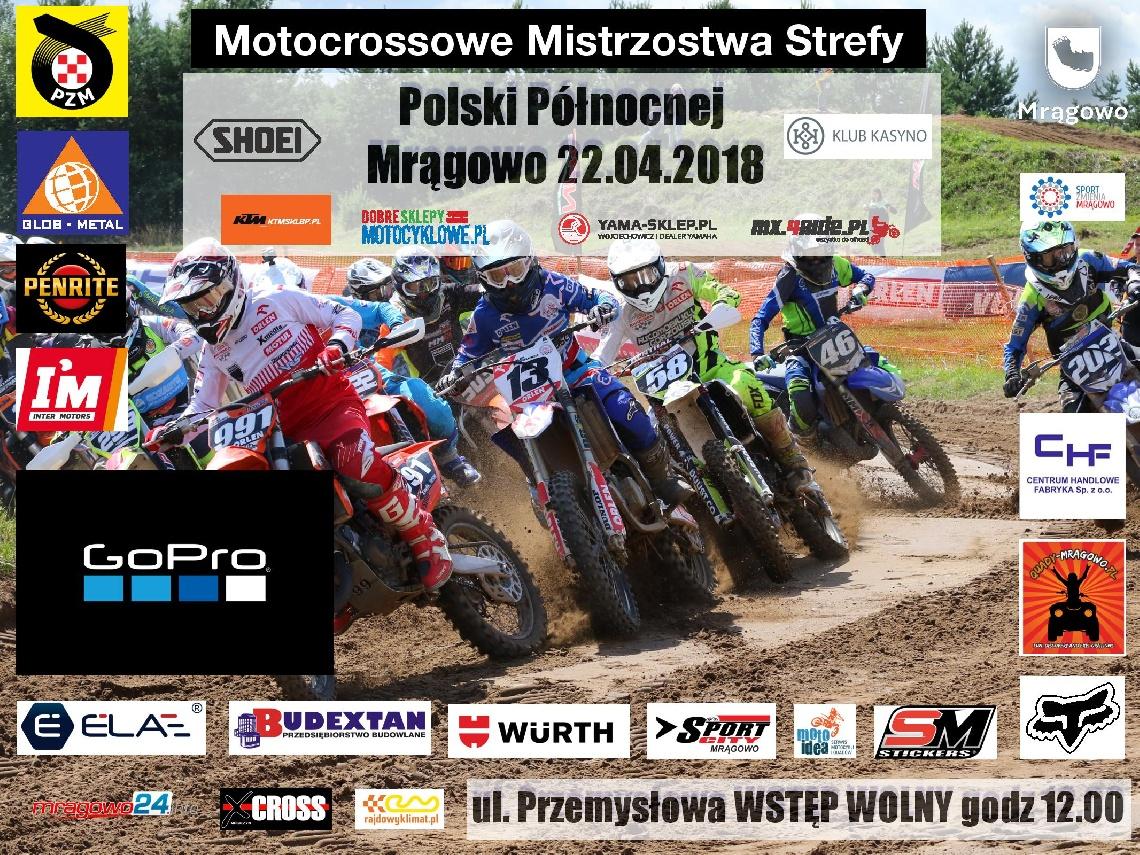 Motocrossowe Mistrzostwa Strefy Polski Północnej