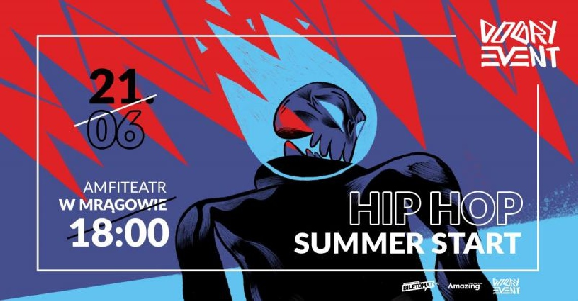Hip Hop Summer Start Mrągowo