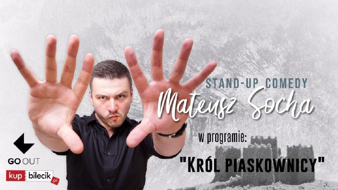 Stand-up w Ceglanej / Mateusz Socha + Damian Skóra