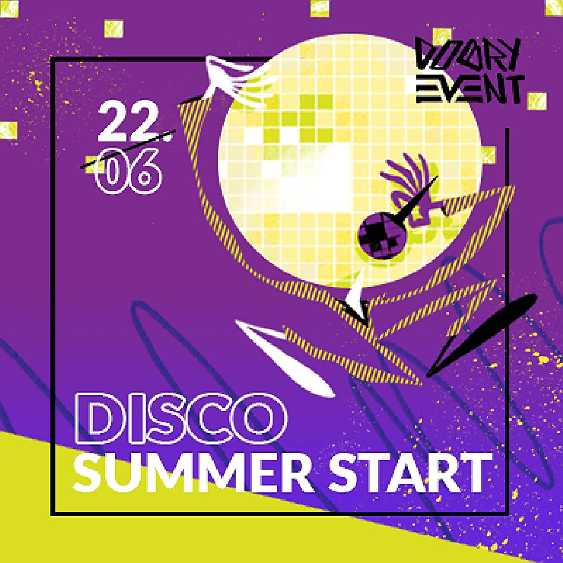 Disco Summer Start Mrągowo