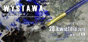 Pracownia Malarska CKiT - wystawa