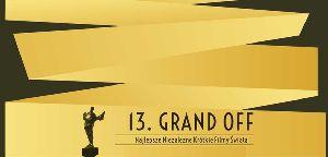 13 edycjia Festiwalu Filmów Krótkometrażowych Grand OFF