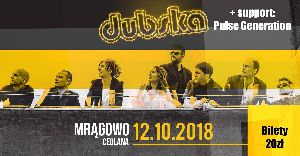 Dubska + support Pulse Generation
