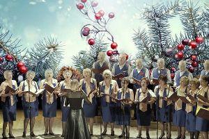 Koncert kolęd Chóru Kameton