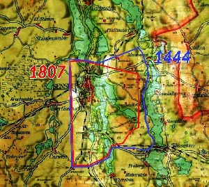 """Rajd Rowerowe Mazury """"Objazd średniowiecznej granicy miasta"""" w ramach Dni Mrągowa"""