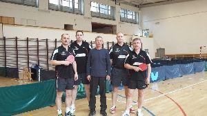 III liga tenisa stołowego: MKS MRĄGOWIA Mrągowo - KS DEKORGLASS Działdowo