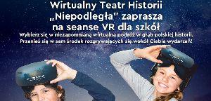 Wirtualny Teatr Historii dla szkół!
