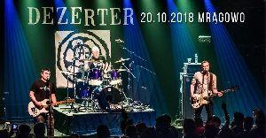 Dezerter - koncert w Ceglanej