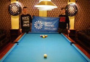 Turniej Bilardowy o Puchar Wiosny 2018 (dzieci i młodzież)