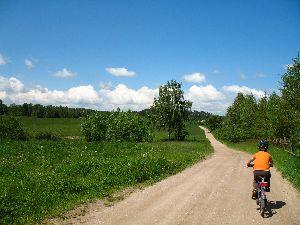 Rajd rowerowy na Święto Róży do Marcinkowa