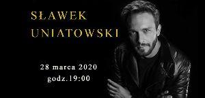Sławek Uniatowski w Mrągowie