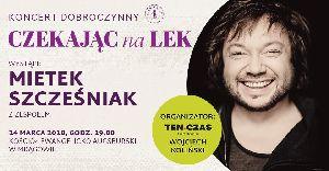 Koncert Mietka Szcześniaka