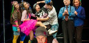 Jeremi się ogarnia...Spektakl dla młodych i o młodych!