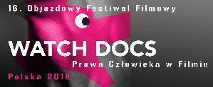 16 OBJAZDOWY FESTIWAL FILMOWY WATCH DOCS
