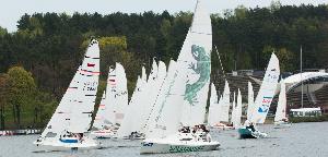 Inauguracja sezonu żeglarskiego na Mazurach