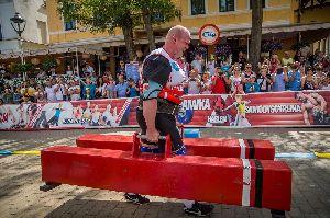 Rajd rowerowy na Zawody Strong Man
