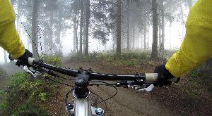 Lekki, łatwy i przyjemny rajd rowerowy do Piecek