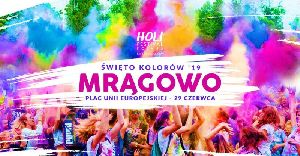 Holi Festival - Święto Kolorów