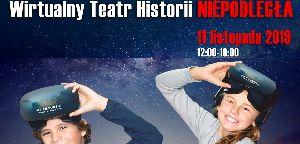 11 listopada z Wirtualnym Teatrem Historii