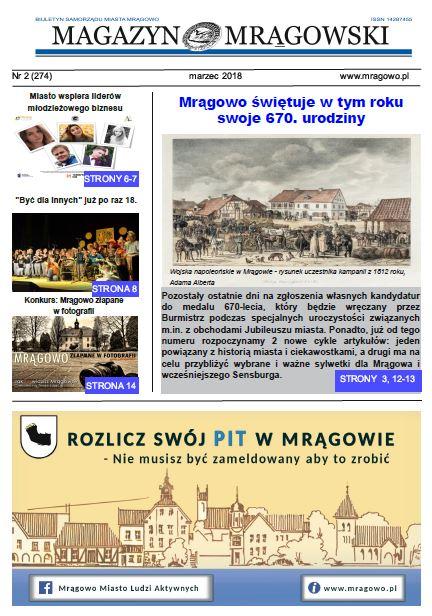 Nowy Magazyn Mrągowski już dostępny!