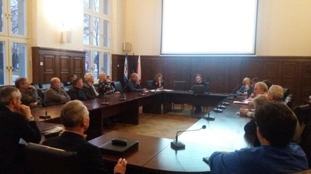 Konsultacje w sprawie przebudowy ul. Żołnierskiej