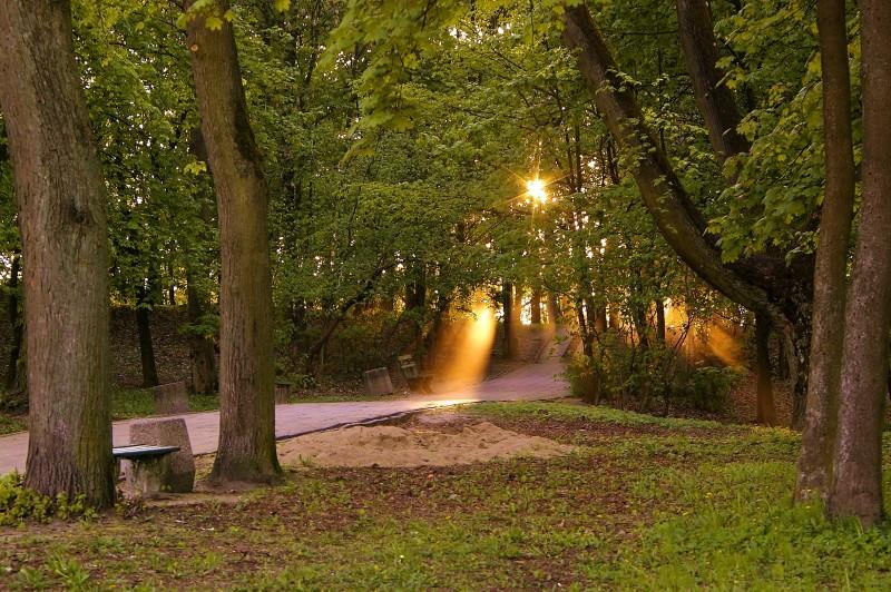 Zagospodarowanie terenu Parku im. Gen. W. Sikorskiego na cele turystyczno – rekreacyjne