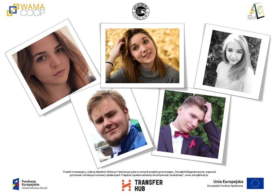 Liderzy młodzieżowego biznesu