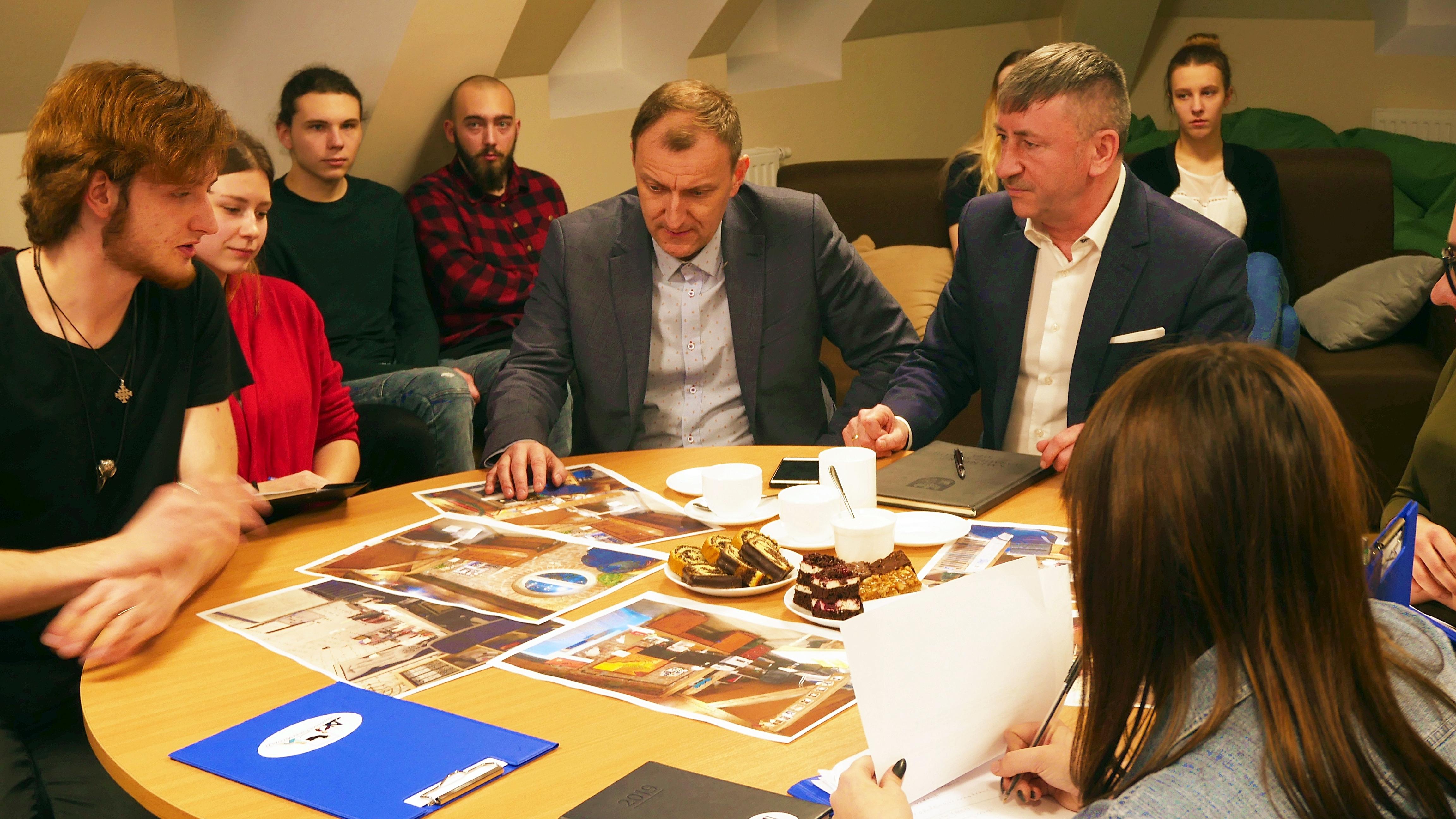 Strefa Młodzieży w Mrągowie poparta przez Burmistrzów