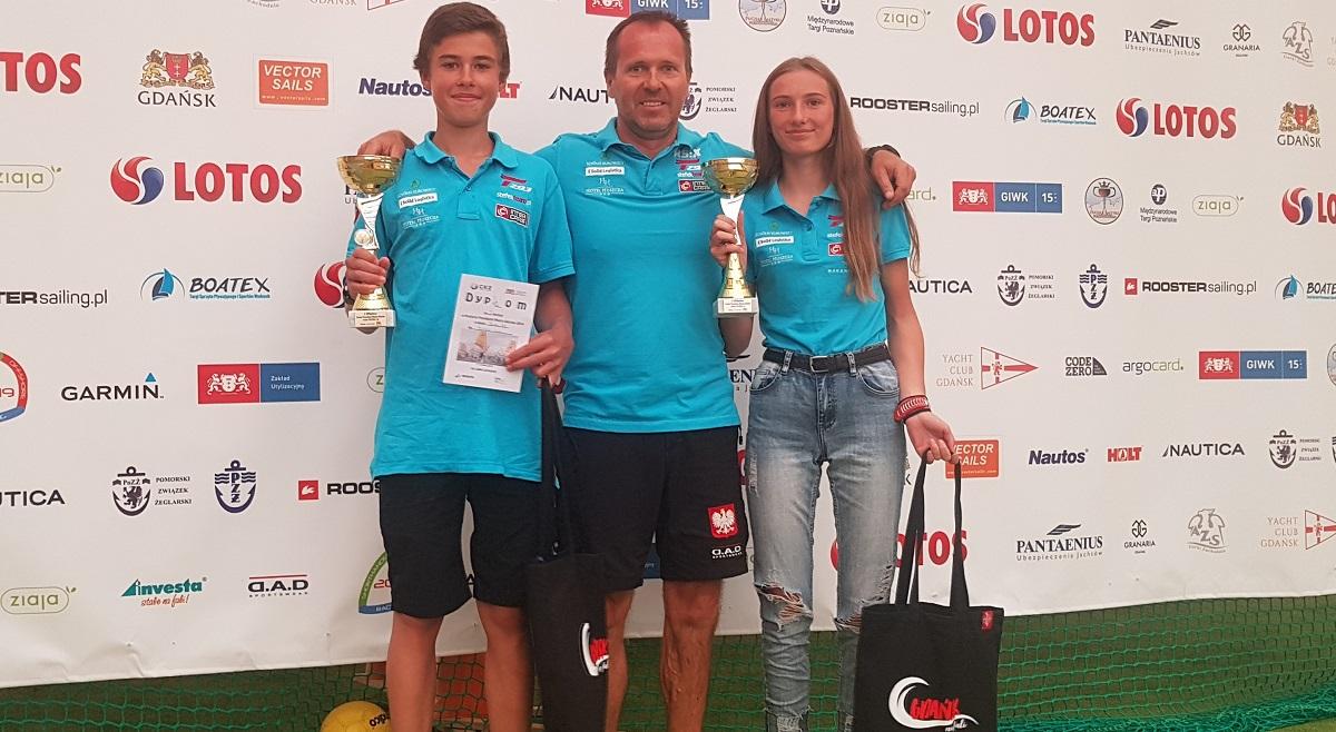 Mistrzostwa Europy w windsurfingu. Na starcie reprezentanci Mrągowa!