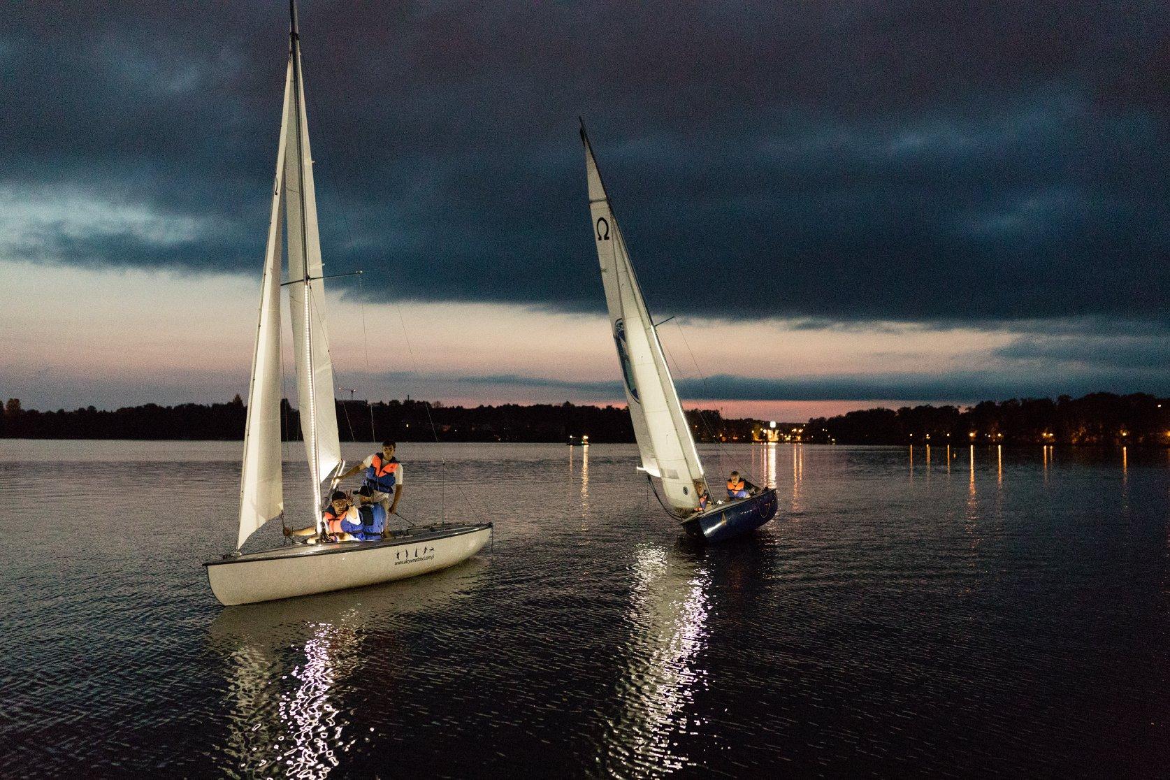 Przed nami weekend pełen żeglarskich emocji!