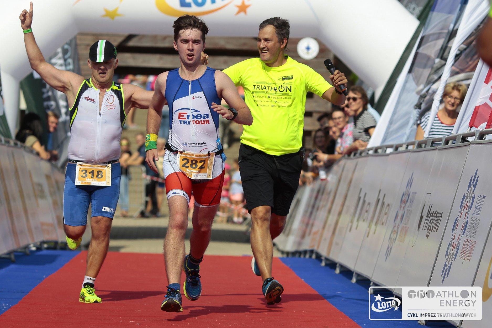 Finał LOTTO Triathlon Energy w już 25 sierpnia w Mrągowie!