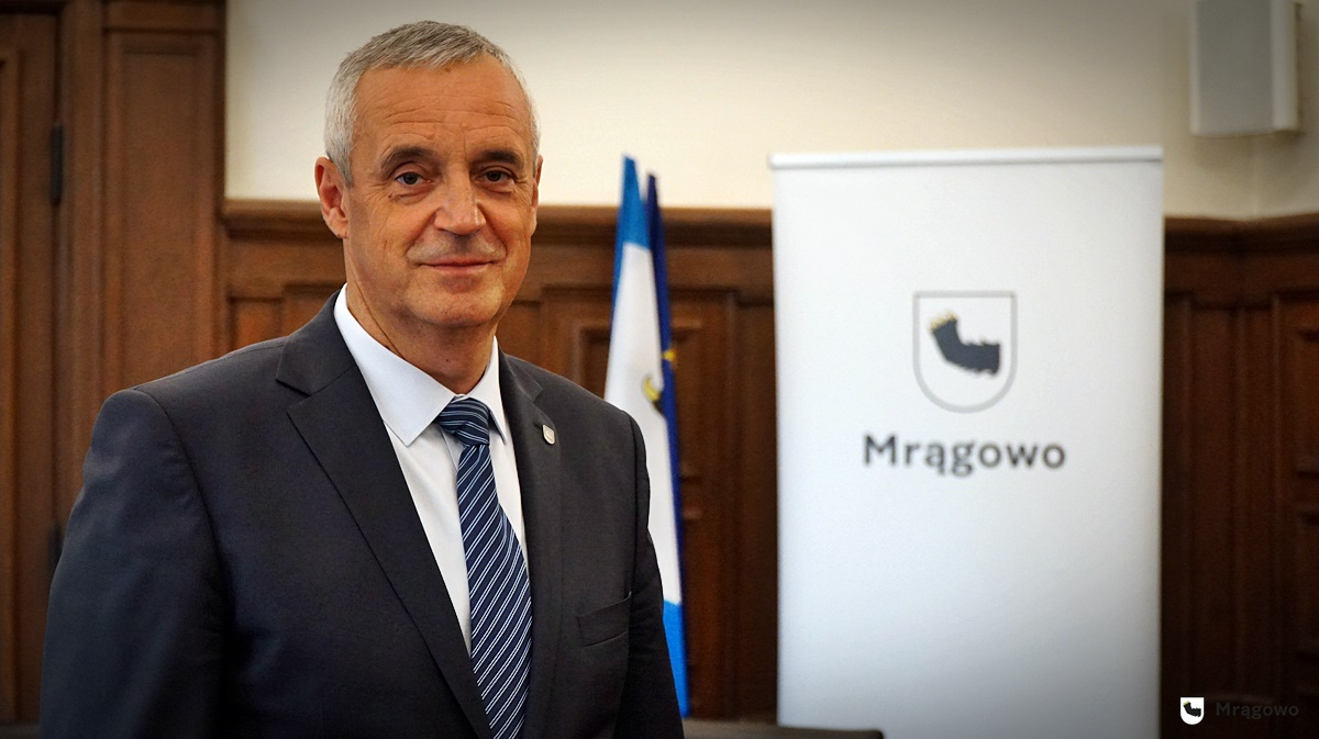 Henryk Nikonor nowym Przewodniczącym Rady Miejskiej [zdjęcia]