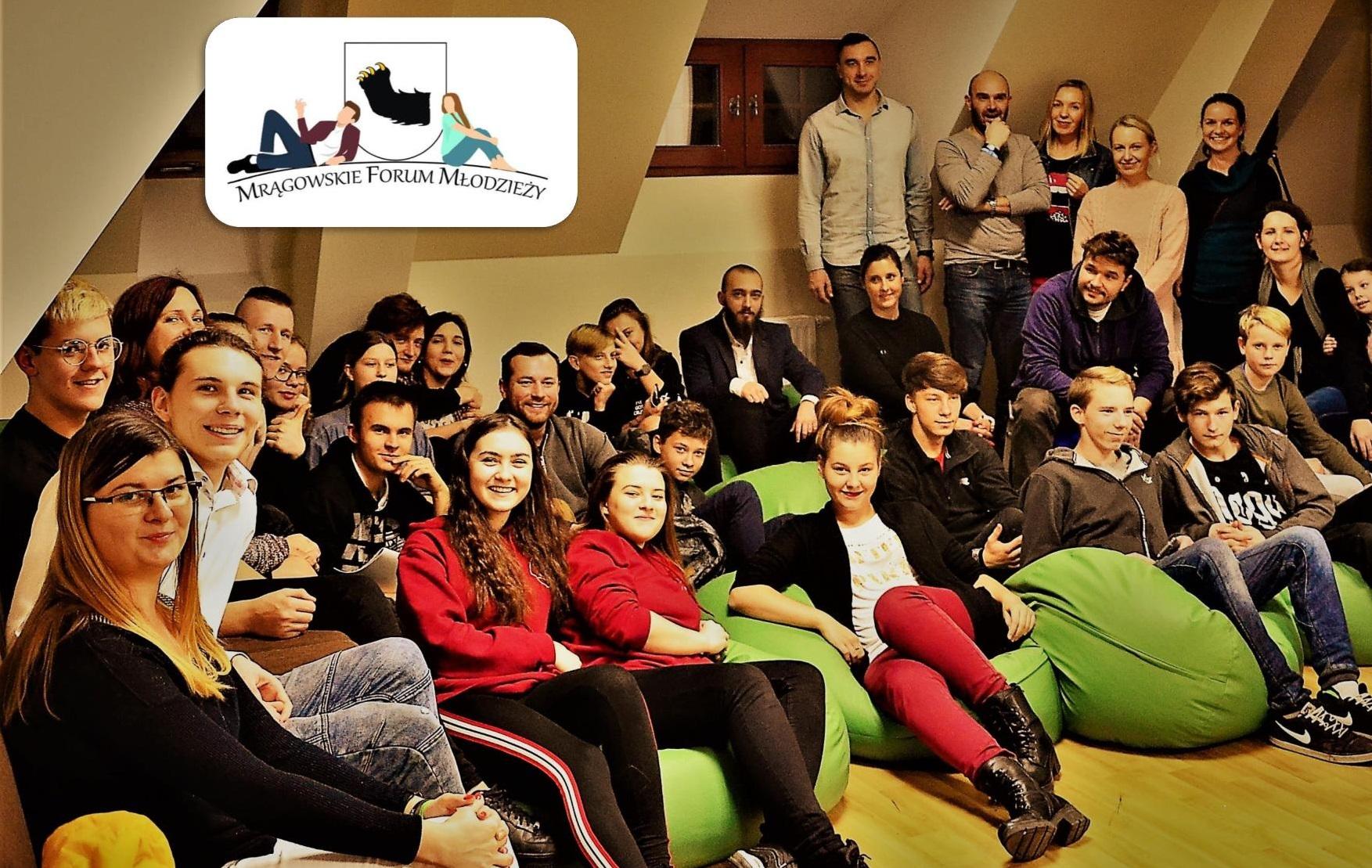 Sesja Mrągowskiego Forum Młodzieży!
