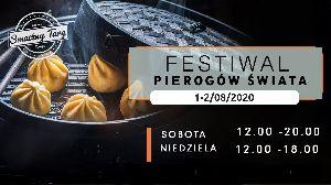 Festiwal Pierogów Świata w Mrągowie!