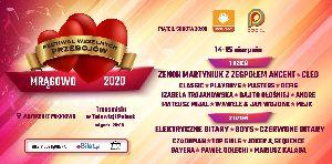Festiwal Weselnych Przebojów - Mrągowo 2020!