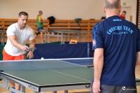 Znamy zwycięzców I Otwartego Turnieju Tenisa Stołowego o Puchar Burmistrza Miasta Mrągowo! [ZDJĘCIA]