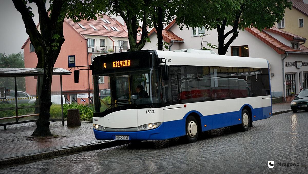 Funkcjonowanie komunikacji miejskiej w miesiącu czerwcu 2020