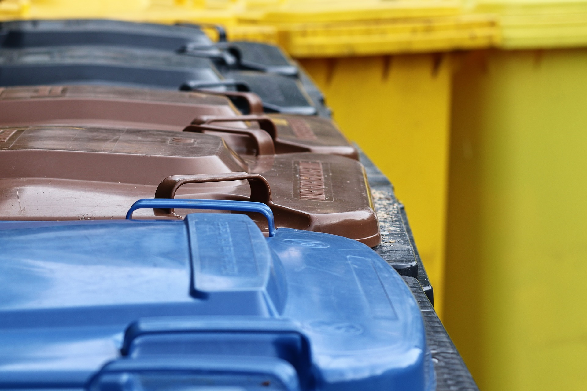 Harmonogramy odbioru odpadów w czerwcu 2020