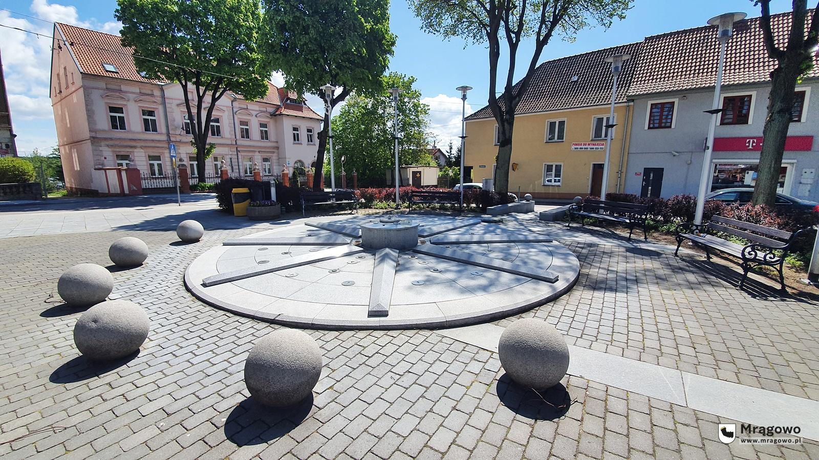 Miejskie fontanny na razie nie będą włączone. Powodem koronawirus