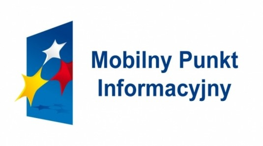 Mobilny Punkt Informacyjny Funduszy Europejskich odwiedzi Mrągowo. Przyjdź, dowiedz się, skorzystaj!