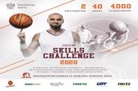 Skills Challenge fundacji Marcina Gortata odbędzie się w Mrągowie!