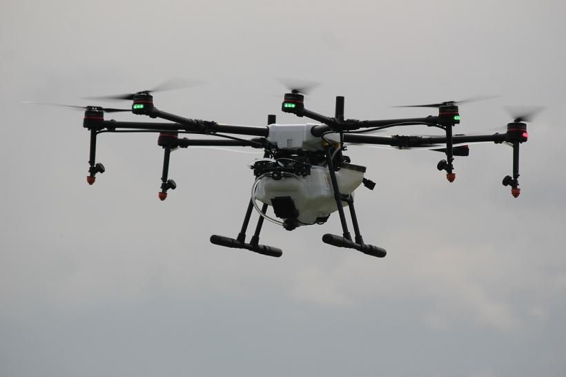 Chcesz zostać pilotem drona i poznać funkcjonalności geoportalu? Zapisz się na darmowy kurs!